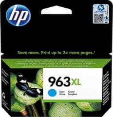 HP črnilo 963XL, cyan (3JA27AE)