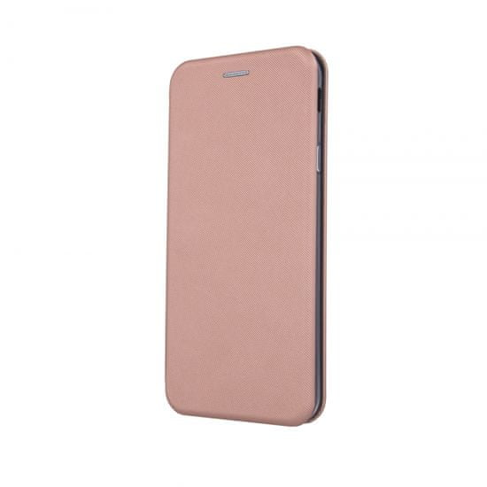 Onasi Glamur torbica za Samsung Galaxy A70 A705, preklopna, roza