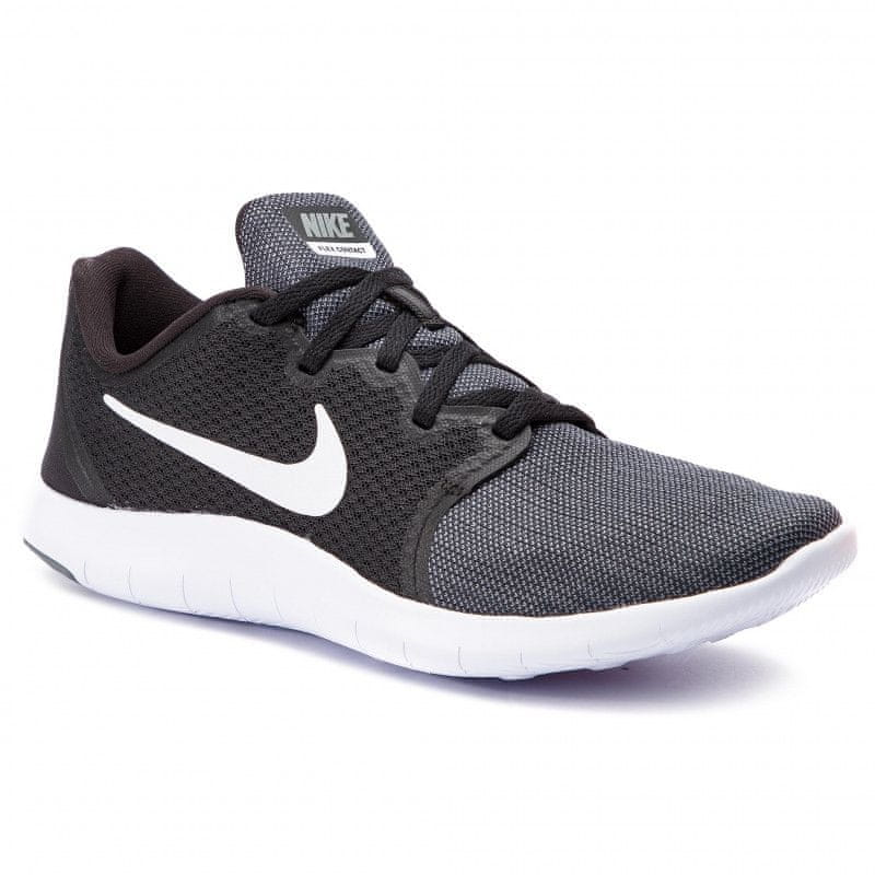 Nike Flex Contact 2 Black White-Dark Grey-Cool Grey 41