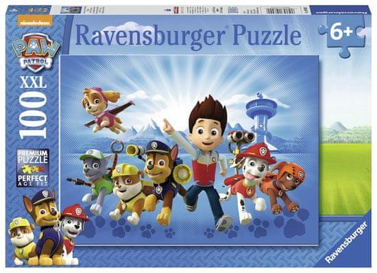 Ravensburger Puzzle 108992 Tlapková patrola 100 dílků