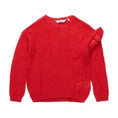 Primigi dekliški pulover, 154, rdeč