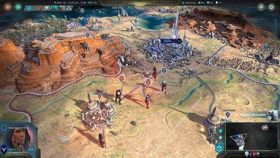 Paradox Interactive Age of Wonders: Planetfall igra (Xbox One)