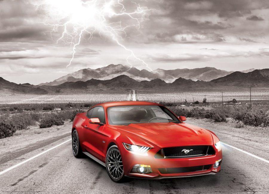 EuroGraphics Puzzle Ford Mustang GT 2015, 1000 dílků