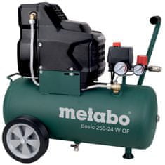 Metabo 250-24 W OF 601532000 Basic kompresor brez olja