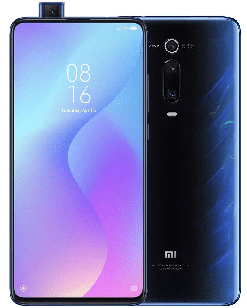 Xiaomi Mi 9T, 6GB/128GB, Global version, Glacier Blue