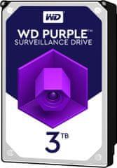 "Western Digital WD Purple (PURZ), 3,5"" - 3TB (WD30PURZ)"