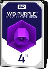 "Western Digital WD Purple (PURZ), 3,5"" - 4TB WD40PURZ"