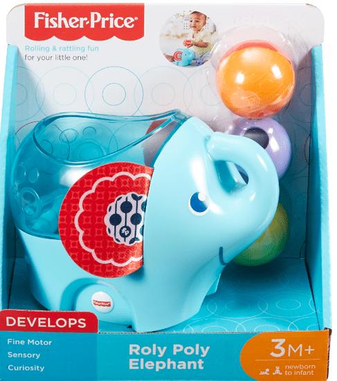 Fisher-Price slonček Roly-Poly