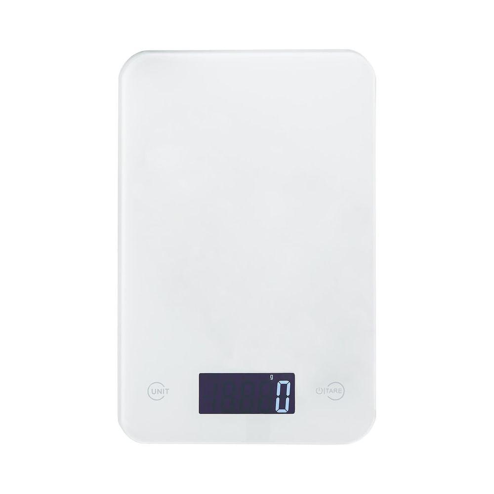 Butlers Digitální váha 5 kg - bílá