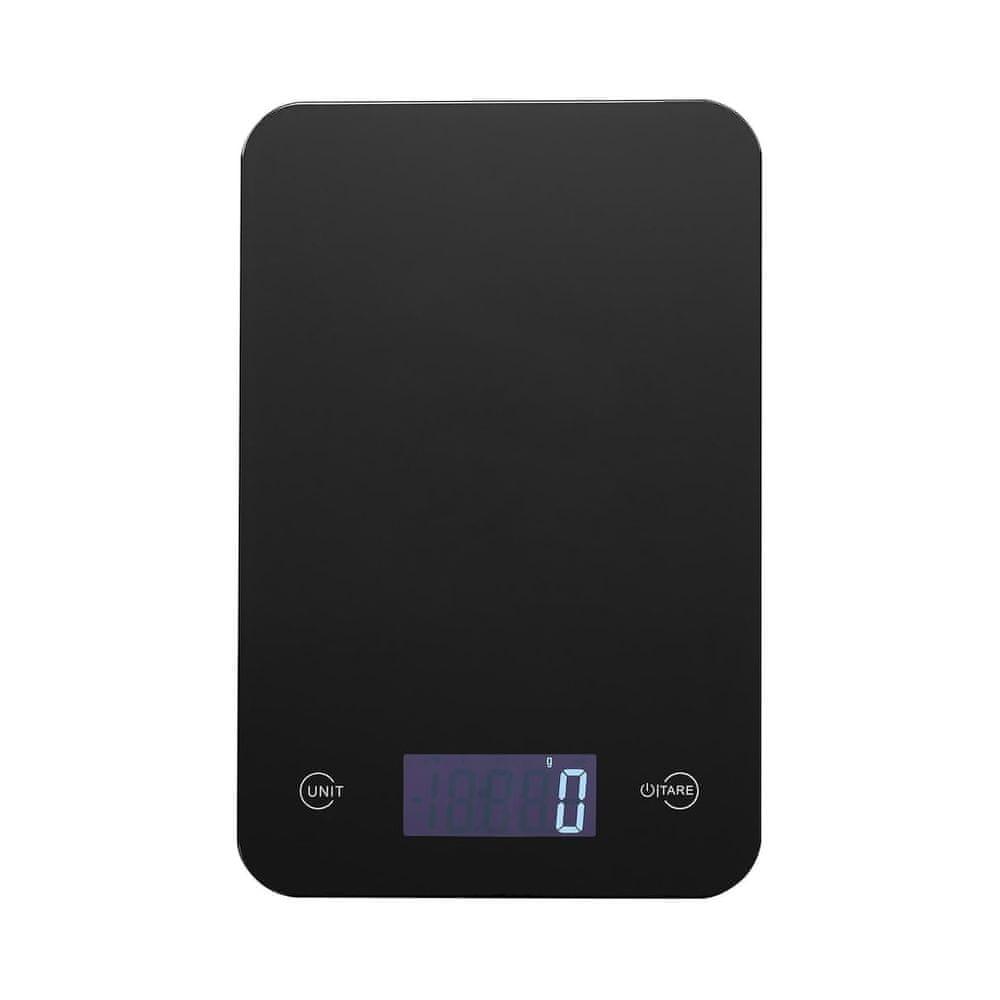 Butlers Digitální váha 5 kg - černá