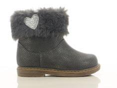 V+J dekliški škornji, črni, 20