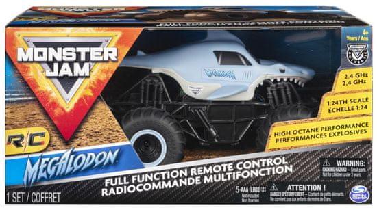 Spin Master Monster Jam RC Morski pes avto, 1:24