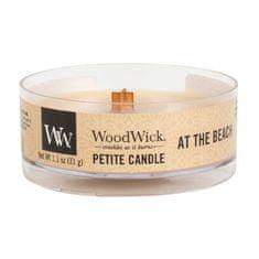 Woodwick vonná svíčka Petite, At The Beach (Na pláži) 31 g