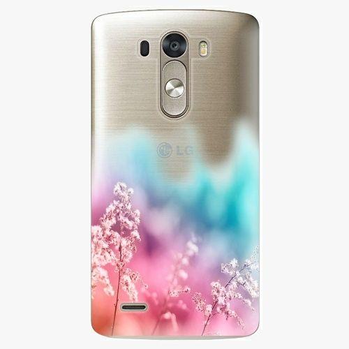 iSaprio Plastový kryt - Rainbow Grass - LG G3 (D855)