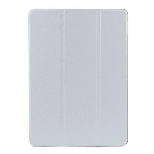 iSaprio Kožený kryt / pouzdro Smart Cover pro iPad Air 2 bílý