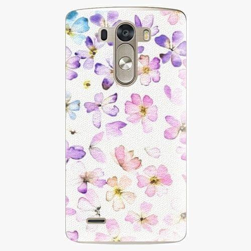 iSaprio Plastový kryt - Wildflowers - LG G3 (D855)