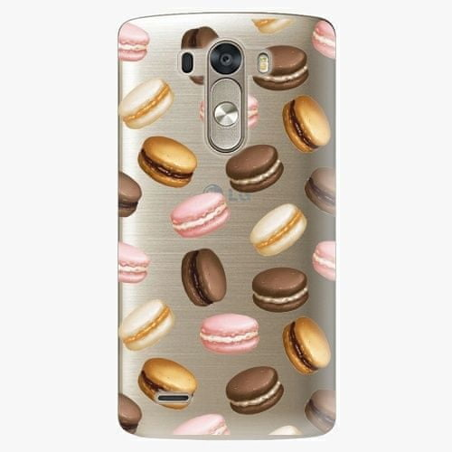 iSaprio Plastový kryt - Macaron Pattern - LG G3 (D855)
