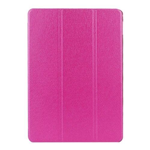 iSaprio Kožený kryt / pouzdro Smart Cover pro iPad Air 2 růžový