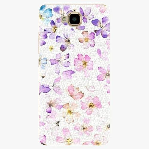 iSaprio Plastový kryt - Wildflowers - Huawei Y6 Pro