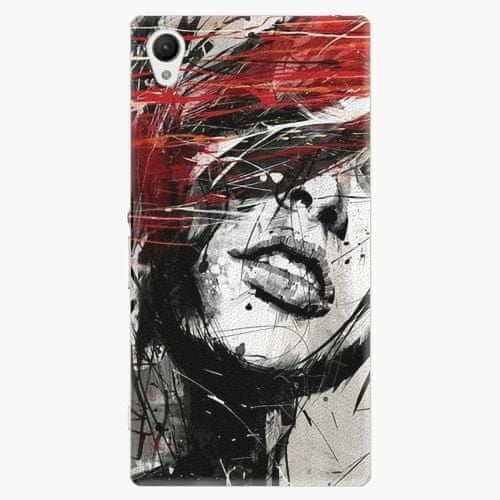 iSaprio Plastový kryt - Sketch Face - Sony Xperia Z1 Compact