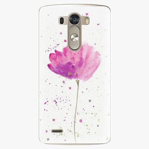 iSaprio Plastový kryt - Poppies - LG G3 (D855)