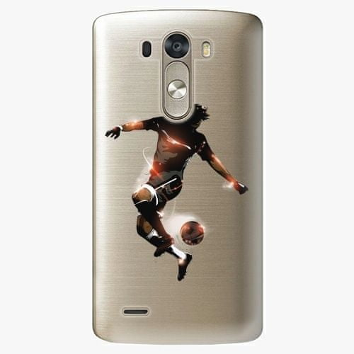 iSaprio Plastový kryt - Fotball 01 - LG G3 (D855)