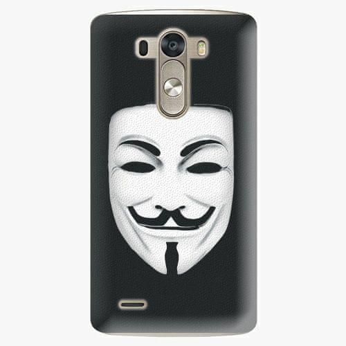iSaprio Plastový kryt - Vendeta - LG G3 (D855)