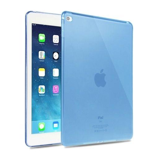 iSaprio Pružný kryt HAWEEL Slim pro iPad Air 2 modrý