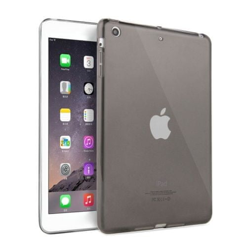 iSaprio Pružný kryt HAWEEL Slim pro iPad Mini 1 / 2 / 3 černý