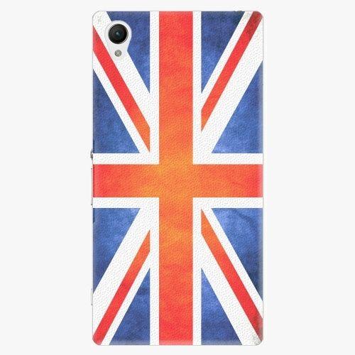 iSaprio Plastový kryt - UK Flag - Sony Xperia Z1 Compact