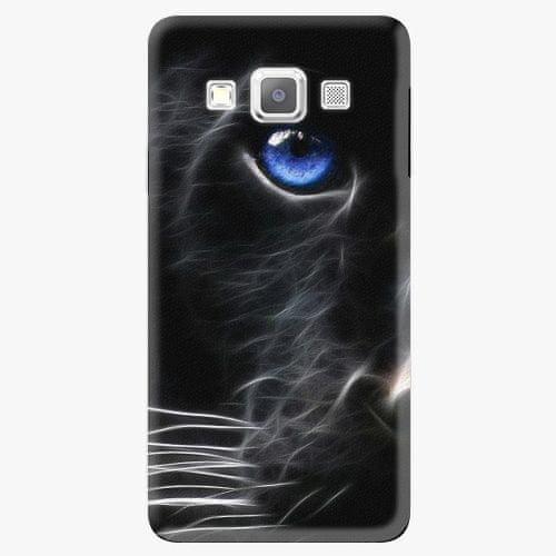 iSaprio Plastový kryt - Black Puma - Samsung Galaxy A7