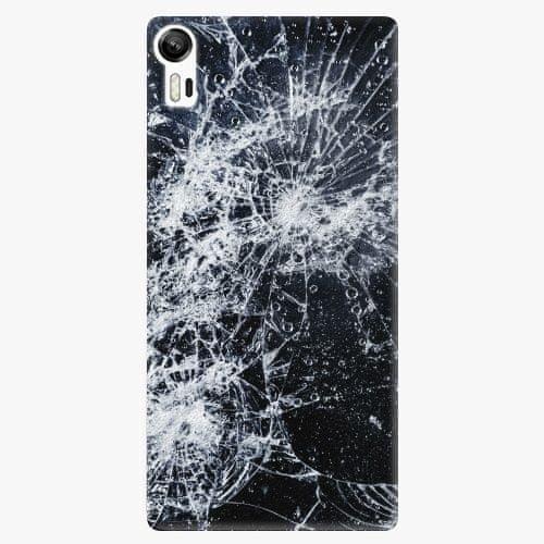 iSaprio Plastový kryt - Cracked - Lenovo Vibe Shot