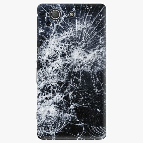 iSaprio Plastový kryt - Cracked - Sony Xperia Z3 Compact