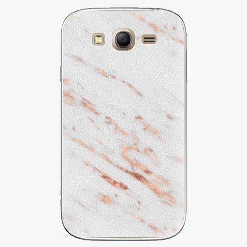 iSaprio Plastový kryt - Rose Gold Marble - Samsung Galaxy Grand Neo Plus