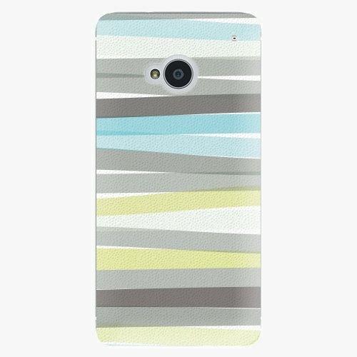 iSaprio Plastový kryt - Stripes - HTC One M7