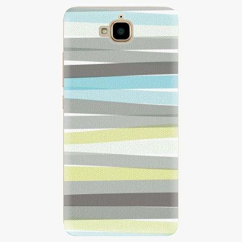 iSaprio Plastový kryt - Stripes - Huawei Y6 Pro