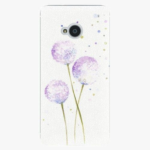 iSaprio Plastový kryt - Dandelion - HTC One M7