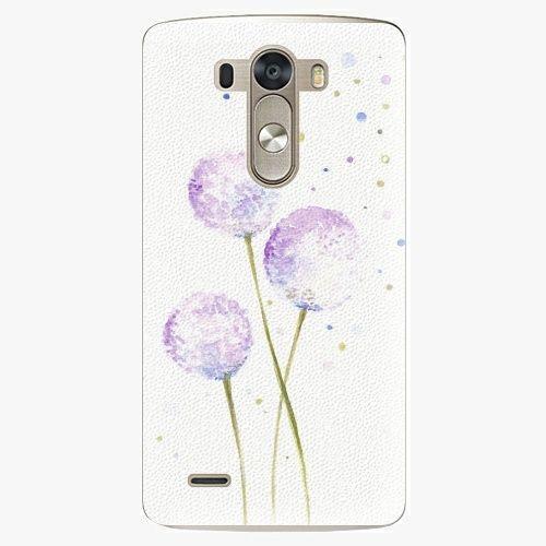 iSaprio Plastový kryt - Dandelion - LG G3 (D855)