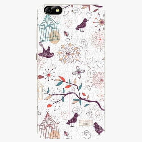 iSaprio Plastový kryt - Birds - Huawei Honor 4C