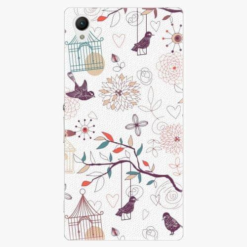 iSaprio Plastový kryt - Birds - Sony Xperia Z1 Compact