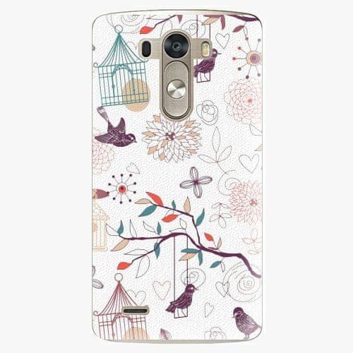 iSaprio Plastový kryt - Birds - LG G3 (D855)