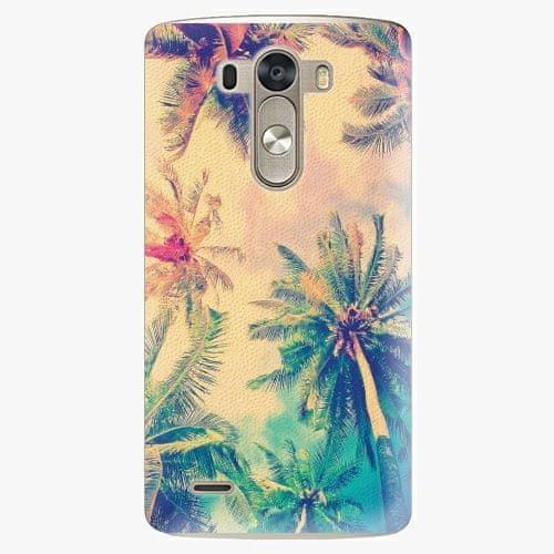 iSaprio Plastový kryt - Palm Beach - LG G3 (D855)