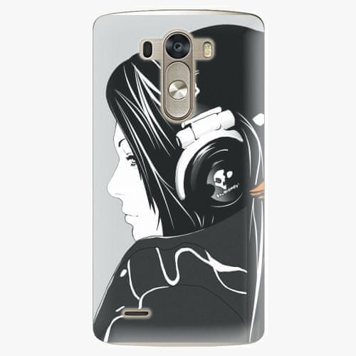 iSaprio Plastový kryt - Headphones - LG G3 (D855)
