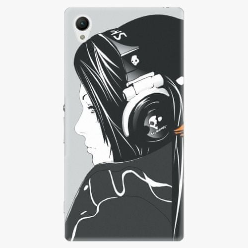 iSaprio Plastový kryt - Headphones - Sony Xperia Z1 Compact