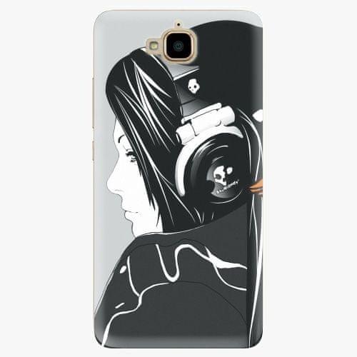 iSaprio Plastový kryt - Headphones - Huawei Y6 Pro
