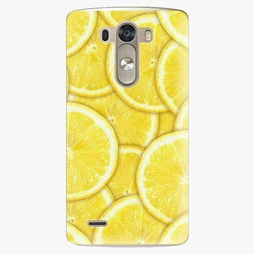 iSaprio Plastový kryt - Yellow - LG G3 (D855)