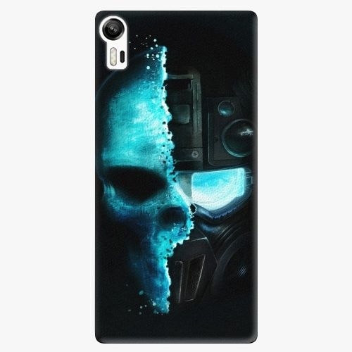 iSaprio Plastový kryt - Roboskull - Lenovo Vibe Shot