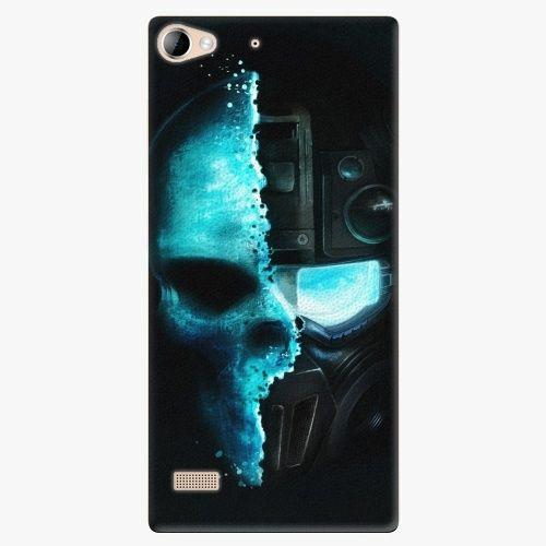 iSaprio Plastový kryt - Roboskull - Lenovo Vibe X2