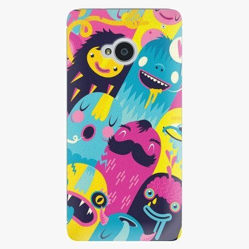 iSaprio Plastový kryt - Monsters - HTC One M7