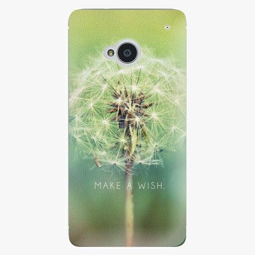 iSaprio Plastový kryt - Wish - HTC One M7